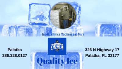 Nicholson's Quality Ice