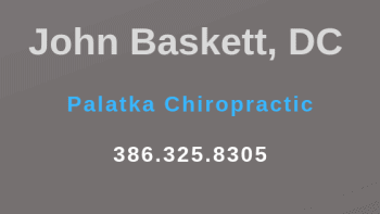 Dr John Baskett Palatka Chiropractic